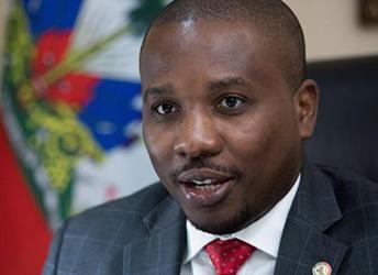 Il capo del governo ad interim di Haiti Claude Joseph