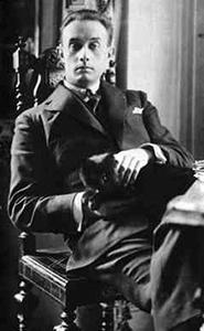 Il romanziere e drammaturgo Henry de Montherland