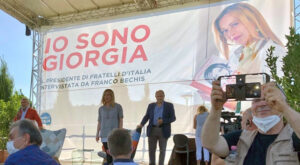 Franco Bechis intervista la leader di Fdi Giorgia Meloni