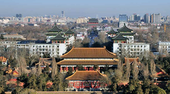 La via cinese <br>per un mondo multipolare