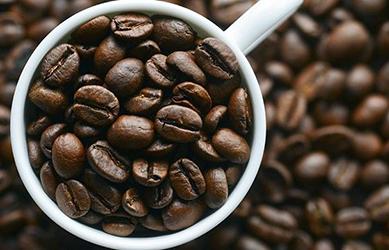 L'energia del caffè usata topicamente