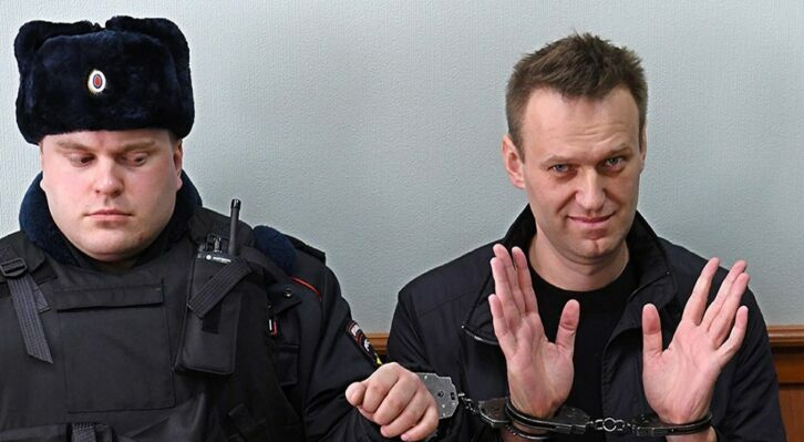 Aleksej Navalnyj. Nuove accuse contro l'oppositore di Putin
