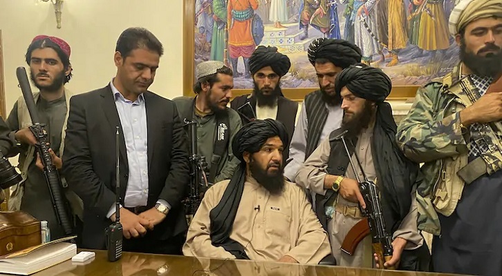 I Talebani controllano Kabul <Br>Biden minimizza lo smacco