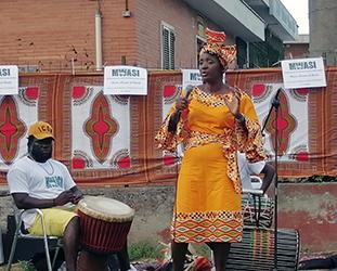 La donna africana in Italia. Un convegno del Mwasi