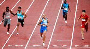 Olimpiadi di Tokio. Marcell Jacobs è oro nel 100 metri piani