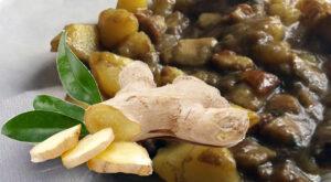 Un piatto di funghi, buono per il gusto e per la salute