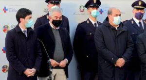Domenico Arcuri è indagato per peculato ed abuso d'ufficio