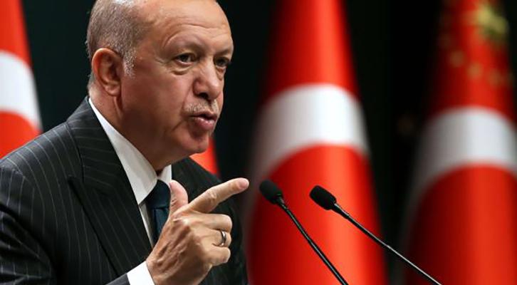 Erdogan torna a minacciare <BR>Europa ed Usa