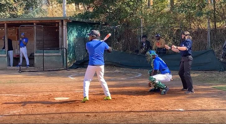 1° quadrangolare di Softball <br>al «Giulio Onesti»